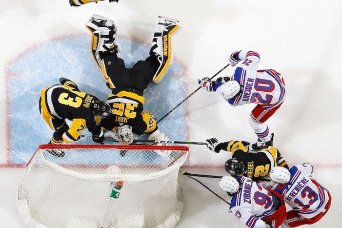 Rangers Podcast: Swept Away in Pittsburgh