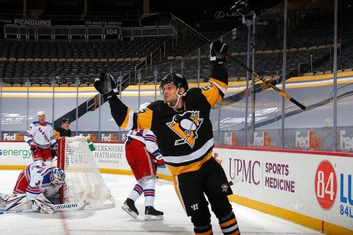 Rangers Podcast: Penguins Complete Comeback