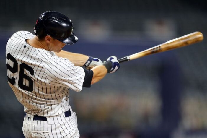 DJ LeMahieu Will Be a Yankee If Yankees Want Him to Be