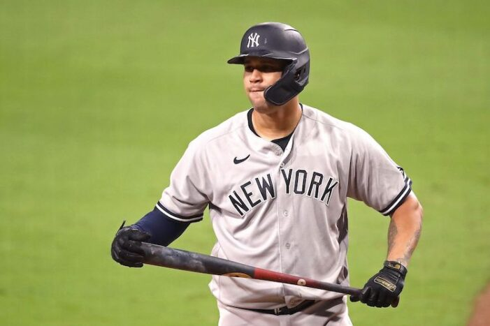 Last Chance for Gary Sanchez as a Yankee?