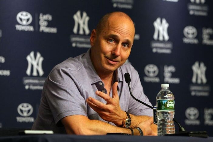 Brian Cashman Believes in Yankees' Rotation 'In Theory'