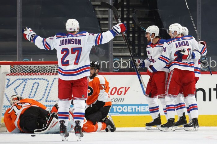 Rangers Thoughts: Offense Will Show Up at Some Point, Right?
