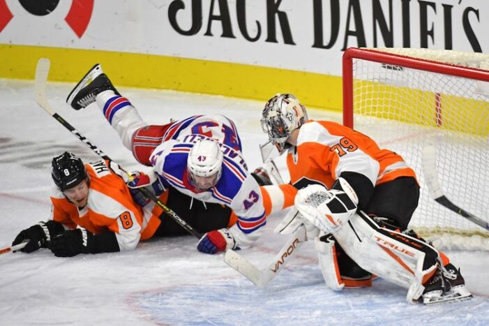 Rangers Thoughts: Roster Falling Apart