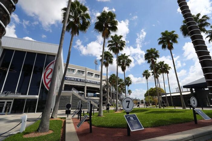Yankees Thoughts: An Eventful First Week of Spring Training