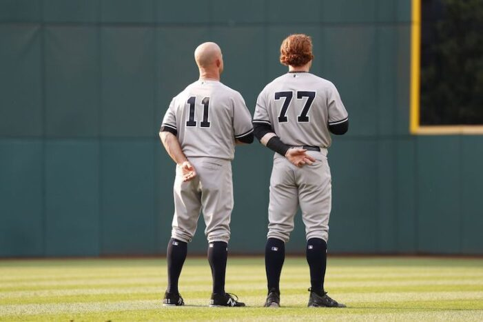 Yankees Re-Signing Brett Gardner Means Less Playing Time for Clint Frazier
