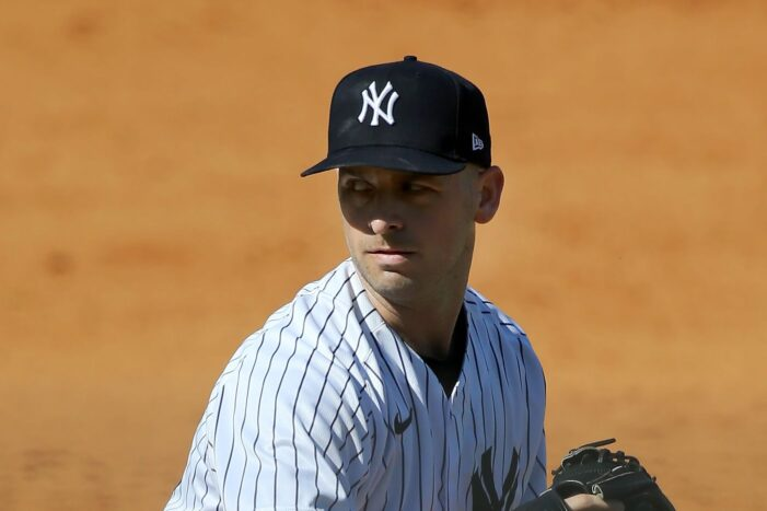 Yankees Thoughts: Opening Day Roster Competitions Over?