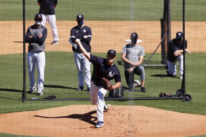 Yankees Thoughts: Season-Opening Rotation Makes No Sense