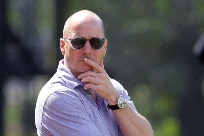 Brian Cashman Gives Spring Training State of Yankees