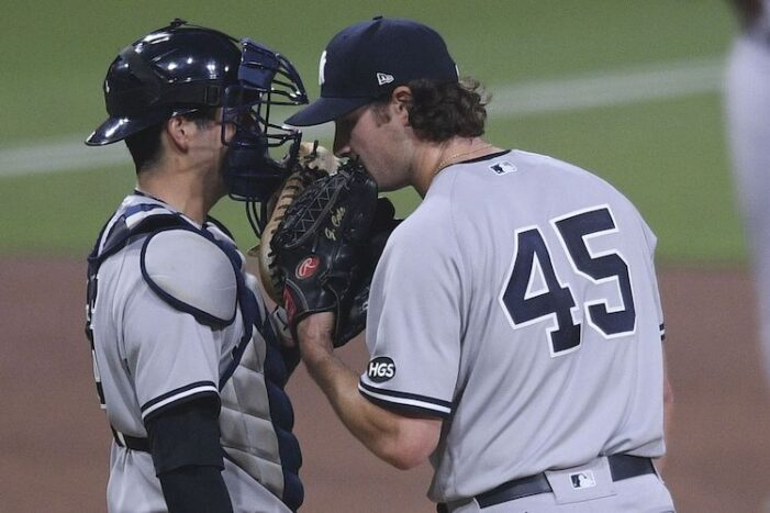 Yankees Podcast: Gerrit Cole Doesn't Need Personal Catcher