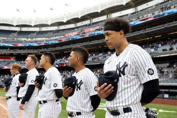 Yankees Thoughts: Same Exercise, Same Results in 2021