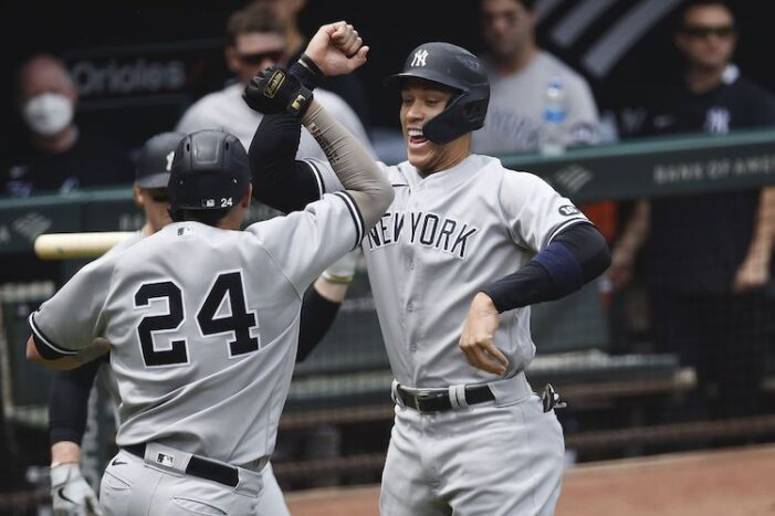 Yankees Thoughts: Series Win, Which Should Have Been a Sweep