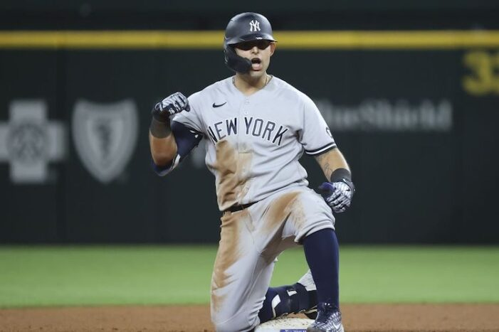 Yankees Podcast: Two-Out Rally Rattles Rangers