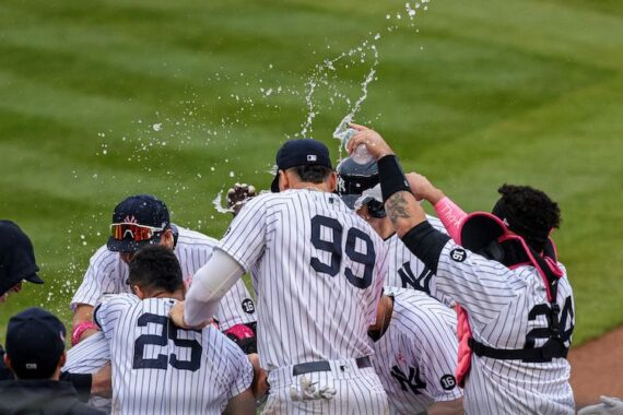 Yankees Thoughts: A Near-Nationals Sweep Becomes Back-to-Back Walk-Off Wins