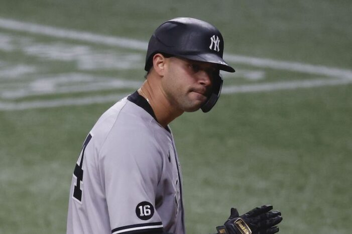Yankees Thoughts: Two Out of Three at the Trop