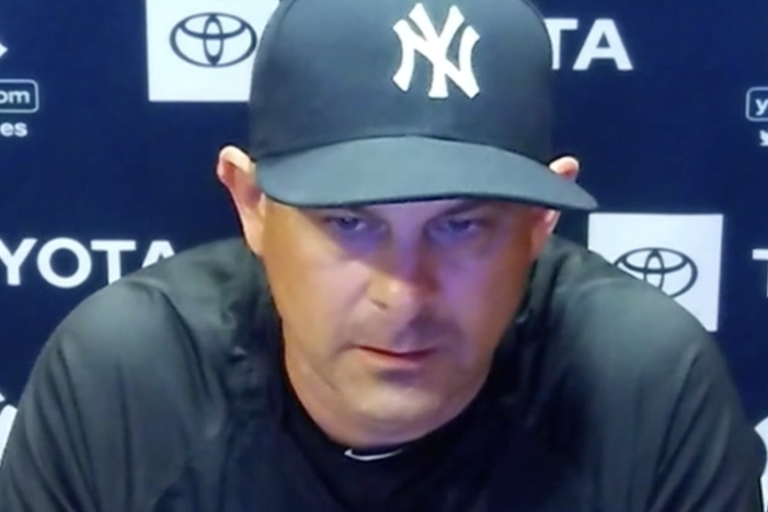 Yankees Podcast: Aaron Boone's Days Are Numbered as Manager