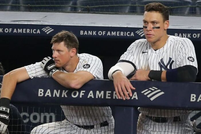 Yankees Thoughts: A Lot of Losses