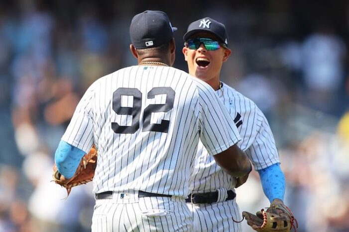 Yankees Thoughts: Statement Series Win