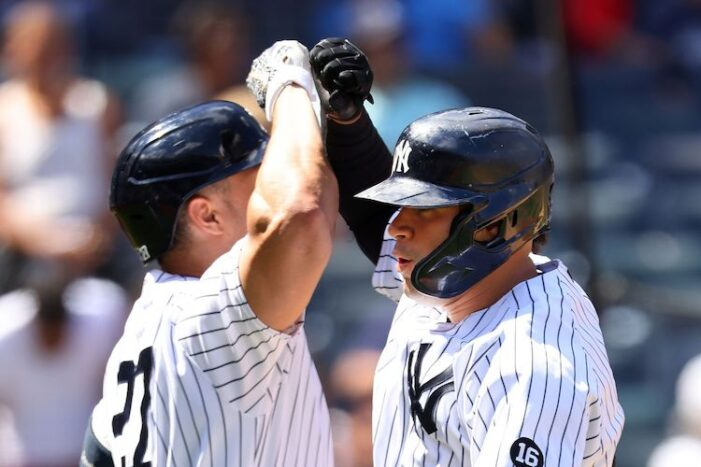 Yankees Thoughts: Glorious Return of Gary Sanchez