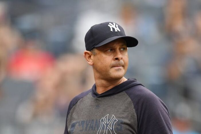 Yankees Podcast: What Will It Take for Aaron Boone to Be Fired?