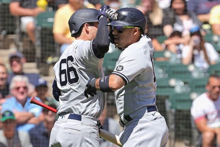 Yankees Podcast: Beat White Sox with 'B' Team