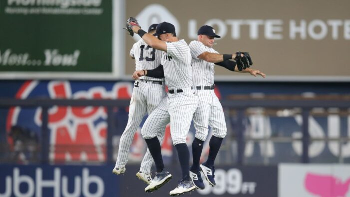 Yankees Podcast: I Love the Post-Trade Deadline Team