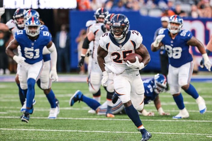 Giants Podcast: Week 1 Beat Down by Broncos