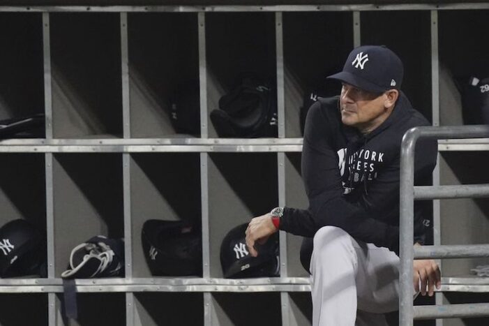 Yankees Podcast: Worst Lineup Aaron Boone Has Ever Created