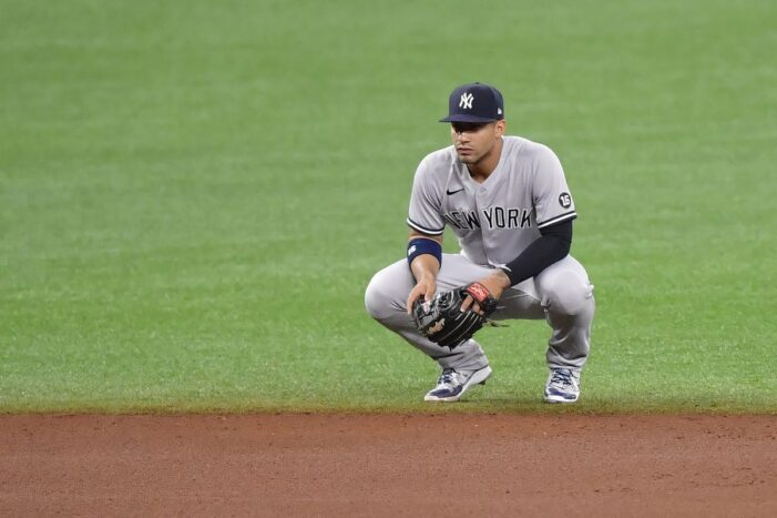 Yankees Thoughts: Gleyber Torres Will Never Again Be Team's Everyday Shortstop