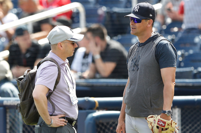 Yankees Thoughts: Get to World Series or Goodbye to Aaron Boone