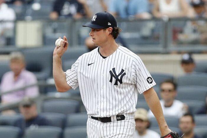 Yankees Podcast: Confidence in Gerrit Cole in Wild-Card Game?