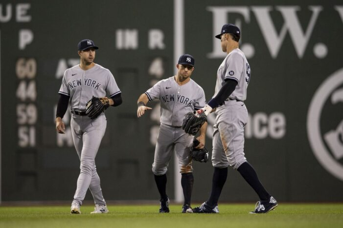 A Bad Feeling About Yankees in Boston
