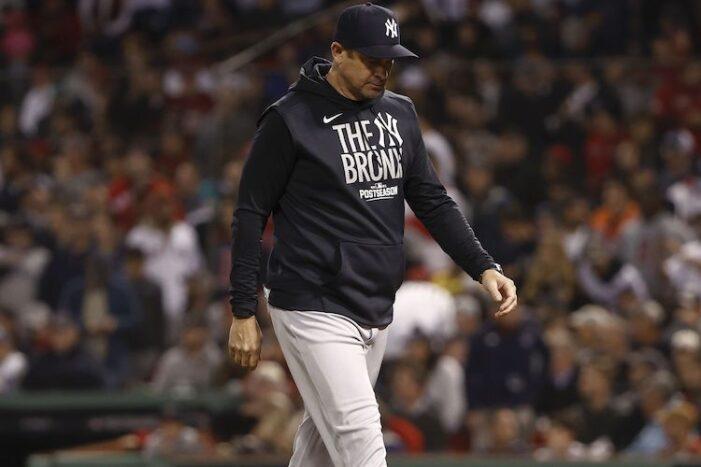 Yankees Need Organizational Change This Offseason